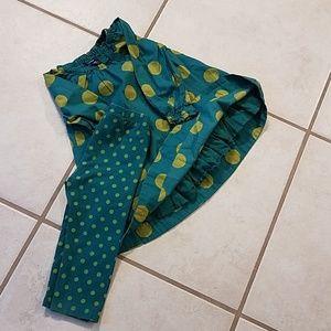 Gap! Toddler girl set